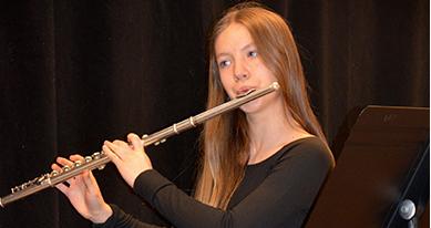 programme concentration musique